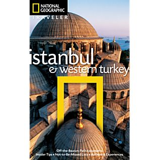 National Geographic Traveler Istanbul and Western Turkey