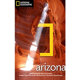 photo: National Geographic Traveler Arizona us mountain states guidebook