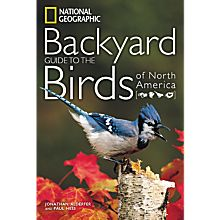 Guide Books for Birds of North America
