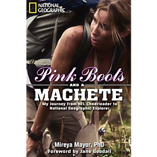 View Pink Boots and a Machete image