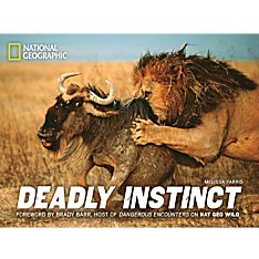 Deadly Animals Book
