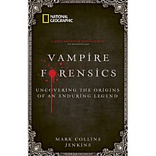 Vampire Forensics - Softcover, 2011