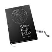 National Geographic Atlas of the World   Platinum Edition without