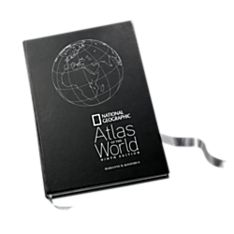 Personalized Atlas of the World - Platinum Edition without Case - 9781426207747