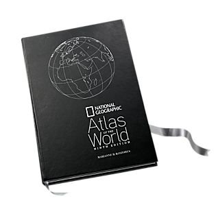 View National Geographic Atlas of the World - Platinum Edition without Case image