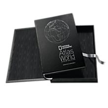 National Geographic Atlas of the World - Platinum Edition with Case