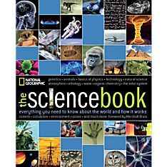 The Science Book - Softcover, 2011
