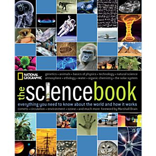 The Science Book - Softcover