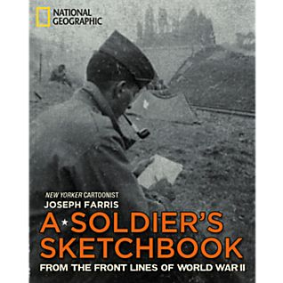 View A Soldier's Sketchbook image