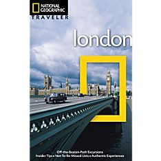 Books About London Travel