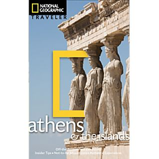 National Geographic Athens and the Islands