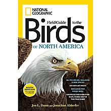 National Geographic Field Guide to the Birds of North America, 6th Edition
