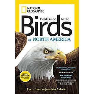 photo: National Geographic Field Guide to the Birds of North America