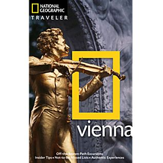 photo: National Geographic Vienna international guidebook