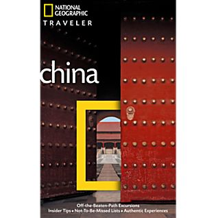 photo: National Geographic China, 3rd Edition international guidebook