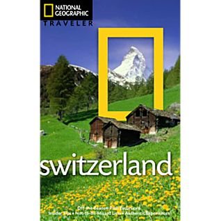 photo: National Geographic Switzerland international guidebook