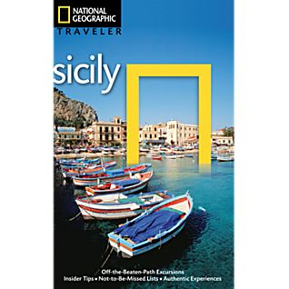 National Geographic Sicily, 3rd Edition