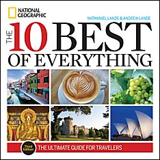 The 10 Best Of Everything, 3rd Edition, 2012