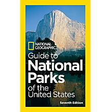 Travel Book, American National Parks