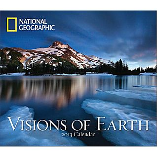 National Geographic Visions of Earth 2013 Wall Calendar