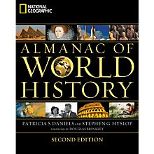Almanac of World History, 2nd Edition, 2011