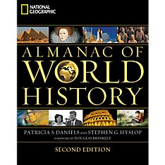 World Almanac Maps
