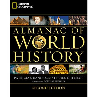 View National Geographic Almanac of World History, 2nd Edition image