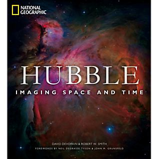 View Hubble: Imaging Space and Time - Softcover image