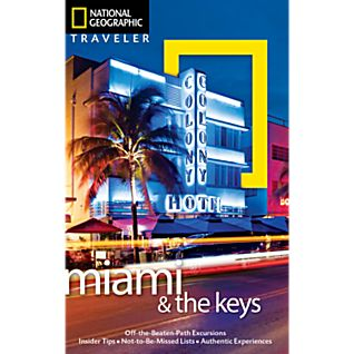 photo: National Geographic Traveler Miami and the Keys us south guidebook