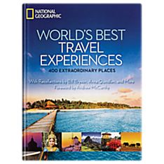 World's Best Travel Experiences, 2012