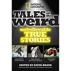 Tales of the Weird, 2012