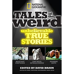 View National Geographic Tales of the Weird image