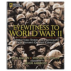 World War II History Books