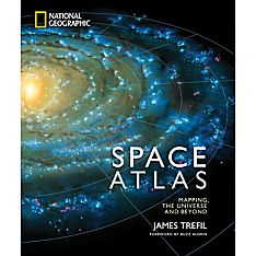 National Geographic Space Atlas