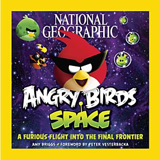 View National Geographic Angry Birds Space image