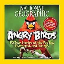 Geographic Angry Birds Book