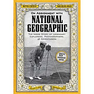 View On Assignment With National Geographic image