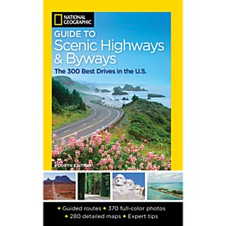 View National Geographic Guide to Scenic Highways and Byways, 4th Edition image