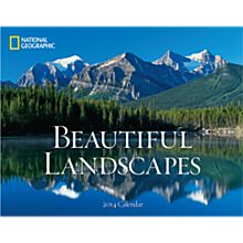 2014Beautiful Landscapes Engagement Calendar