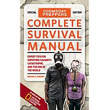 Doomsday Preppers Complete Survival Manual, 2012