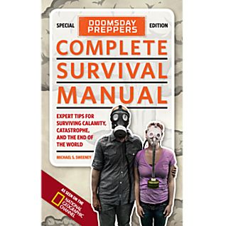 View Doomsday Preppers Complete Survival Manual image