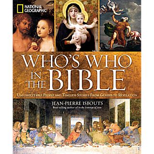 View National Geographic Who's Who in the Bible image