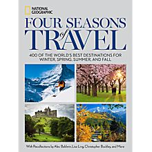 Four Seasons of Travel, 2013