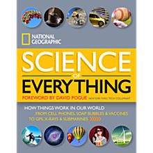 Science Geographic Books