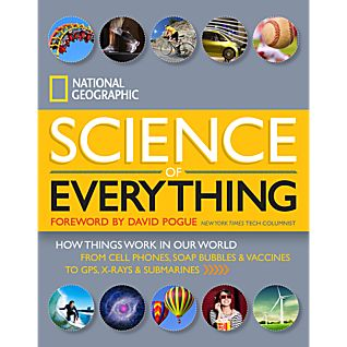 View National Geographic Science of Everything image