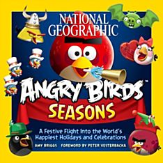 Angry Birds all there Books