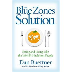 The Blue Zones Solution, 2015