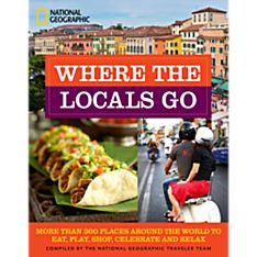 Where the Locals Go, 2014
