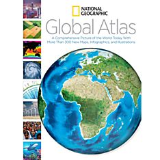 Atlas Reference Book