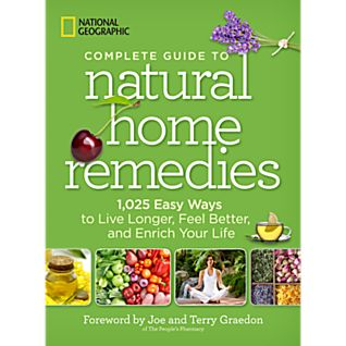 View National Geographic Complete Guide to Natural Home Remedies image